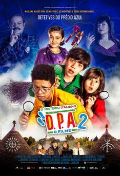 DPA 2 O FILM. O Mistério Italiano