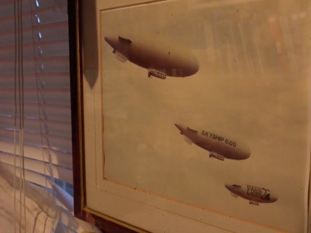 Airships Research Sketch