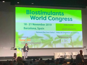 Pherobio attends Biostimulants World Congress held in Barcelona with innovative VDAL protein