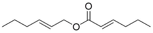 E2-hexenyl E2-hexenoate