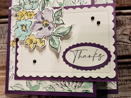 Hand Penned Card Tutz
