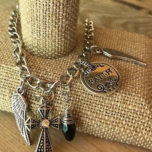 'Faith' Bracelet