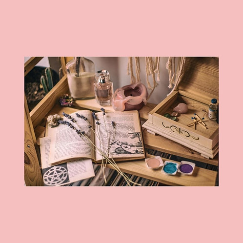 Healing Energy Art Journaling