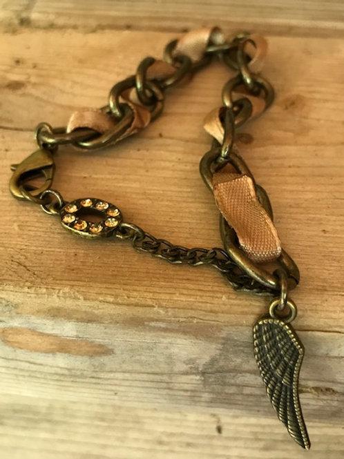 'Angel Wing' Bracelet