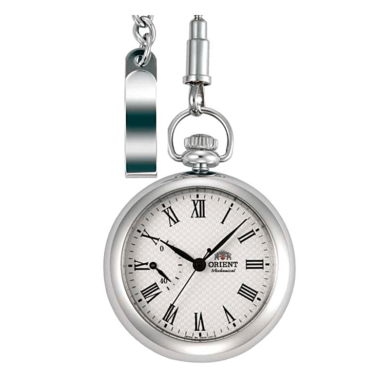 aliexpress Mitad de precio calzado Reloj bolsillo automático caballero