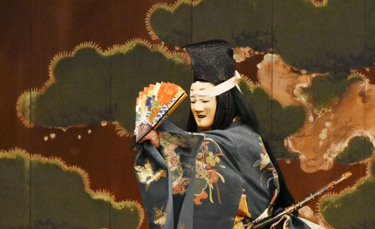 2016夜桜能「清経」