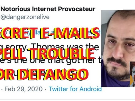 Secret DEFANGO e-mails may be behind 60 day judicial freeze by federal judge (ooppsie)
