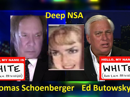 "Thomas Schoenberger pal Ed Butowsky had ""extensive contacts"" in military and intelligence"