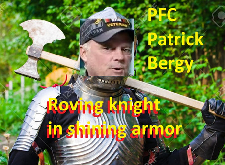 """Patrick Bergy becomes """"ShadowNet"""" sock puppet account expert witness in the Jason Goodman lawsuit"""