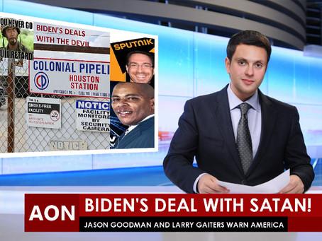 [ALERT:] Bishop Larry Gaiters and Jason Goodman Have Dire Warning for America