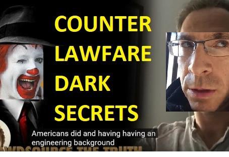 Robert David Steele sues SDNY defendant Jason Goodman, the so-called prince of counter lawfare