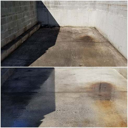 Power Washing in Mission BC