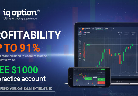 IQ Option :  Fastest growing online trading