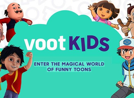 Voot Kids - Android