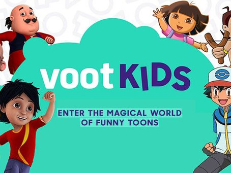 Voot Kids - Android