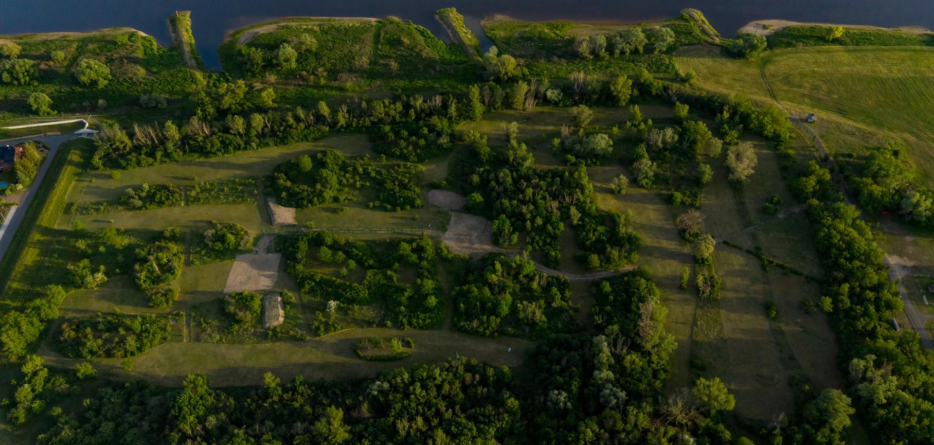 Luftbildaufnahme Jessica Stanitz Fotogra