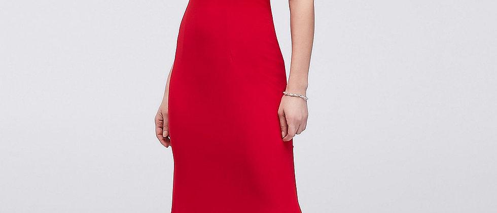 Xscape Off the Shoulder Dress