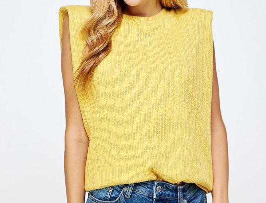 Muscle Knit Shirt