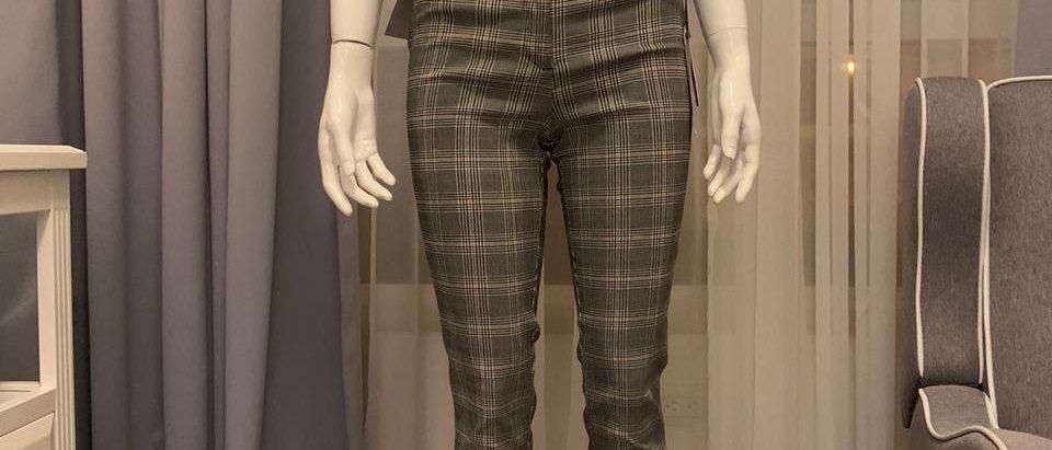 Glen Long Pants