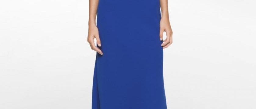 Calvin Klein Open Back Dress
