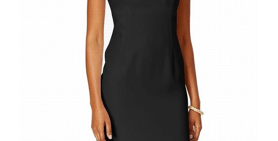 Kasper Black Dress