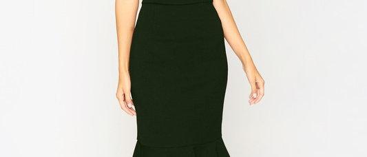 Demita Strapless Dress