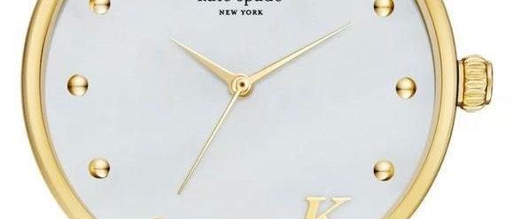 Kate Spade Monogram Watch