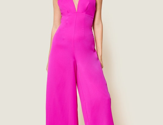 All Your Heart Double Strap Jumpsuit