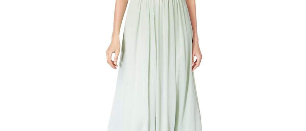 Adrianna Papell Women's Beaded Chiffon Gown