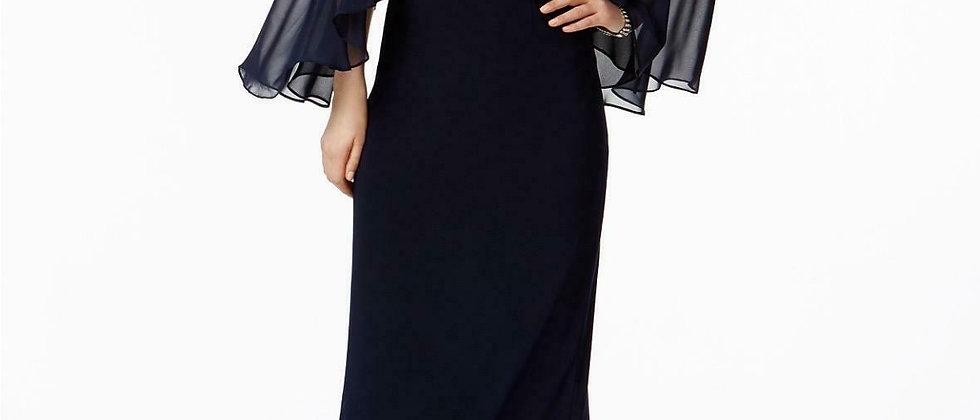 Vince Camuto Cold Shoulder Dress