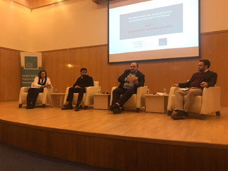 "SLDP participates in ""Durable Solutions for displaced Syrians: Perspectives from Civil Society"" conf"
