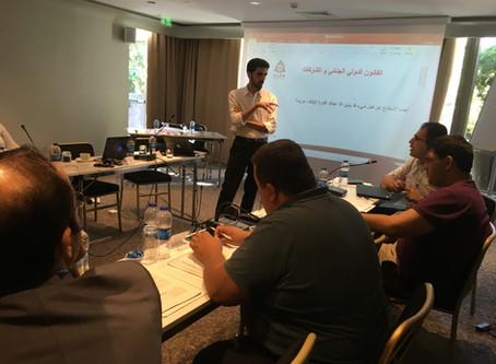 """البرنامج السوري للتطوير القانوني و""""اليوم التالي"""" يستضيفان ورشة عمل عن إعادة الإعمار في اسطنبول"""