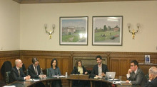 SLDP speaks at UK parliament