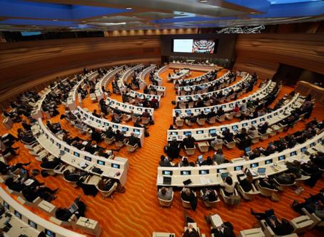 البرنامج السوري للتطوير القانوني يحضر المنتدى السابع للأمم المتحدة حول حقوق الإنسان والأعمال في جنيف