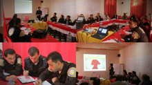 SLDP trains the Syrian Civil Defence on IHL