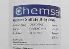 Pure Quinine Sulfate  10grams
