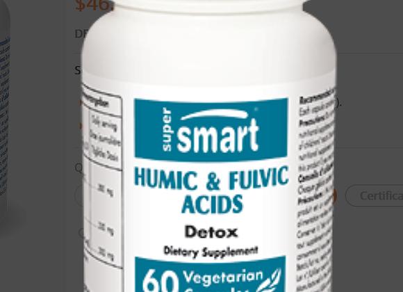 Humic / Fulvic Acid x 2