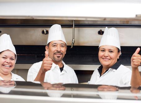 Restaurateurs - Don't get mad - get even