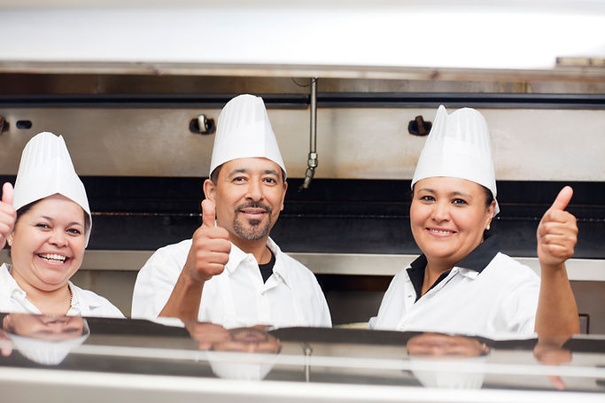 Happy Chefs
