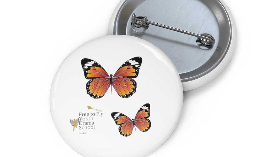 Monarch Butterfly Pin