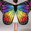 Thumbnail: Soft Fabric Kids Butterfly Wings