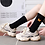 Thumbnail: Colorful Butterfly Crew Socks