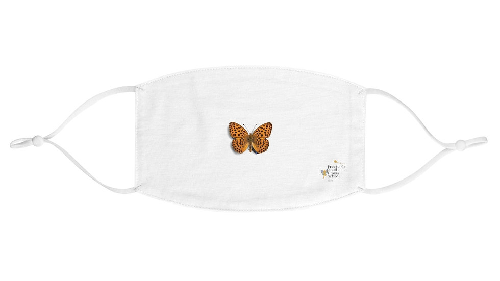 Yellow Butterfly Mask