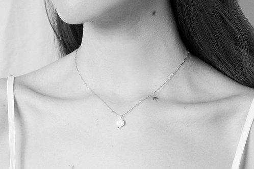 Collar Sol plata