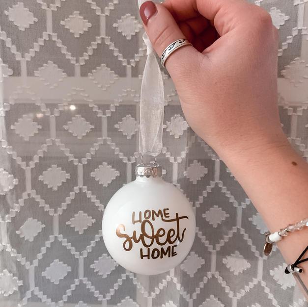 Custom Ornament - $7