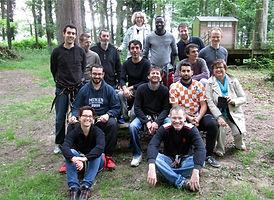 Week-end Cohésion Groupe CE Comité d'Entreprise Angiens Accrobranche Aventures
