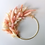 Thumbnail: Dried Flower Hoop Celebration Cake