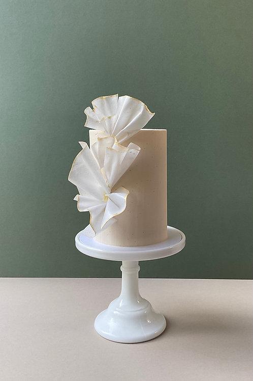 Ruffle Celebration Cake