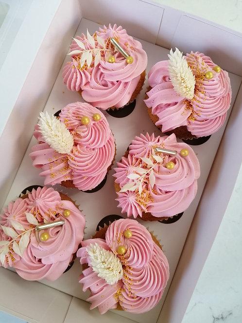 Cupcakes - Box of 6