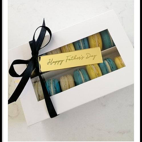 Father's Day Macaron Gift Box